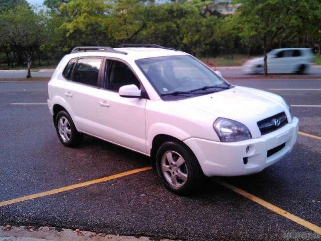 Hyundai tucson 2008 a 6.400.000 oportunidad financio