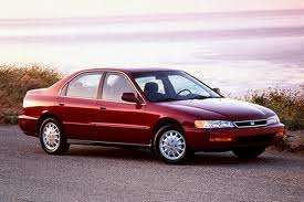 Vendo honda accord año 1997 burdeo.