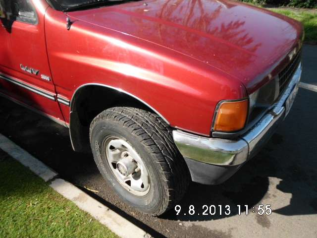 Vendo Camioneta 4x4 Chevrolet Luv 4wd Dc En La Reina Camionetas