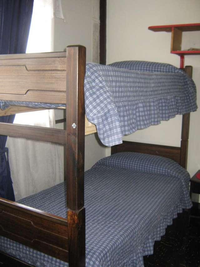 Alojamiento para estudiantes con pension varones