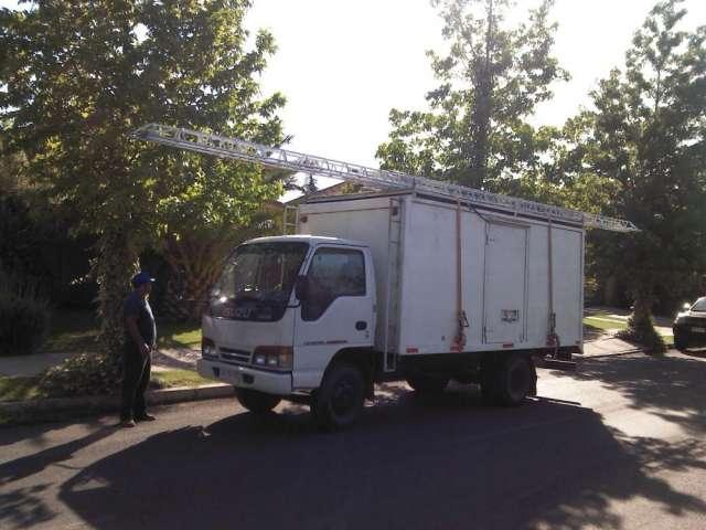 Camion isuzu nkr 3500kls carrozado excelente estado