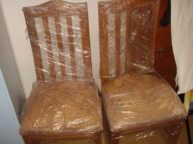 Por viaje venta de 6 sillas de comedor en Maipú - Muebles | 525170