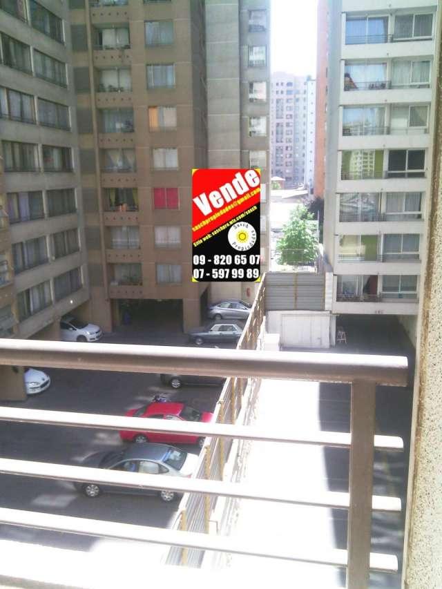 Excelente departamento 1 dormitorio estacionamiento y bodega