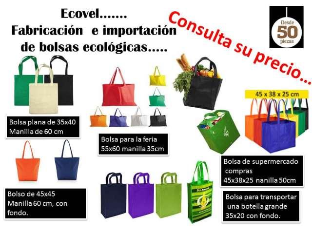 aba838640 Fabricamos bolsas ecologicas para publicidad.... en Santiago - Otros ...
