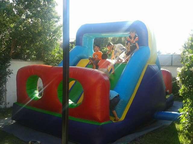 Juegos de niños inflables rancagua