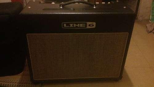 Vendo amplificador line 6 flextone iii de 75w