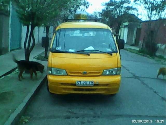 Fotos de Arriendo furgon escolar, inscrito en ministerio de transportes 5