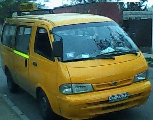 Fotos de Arriendo furgon escolar, inscrito en ministerio de transportes 4