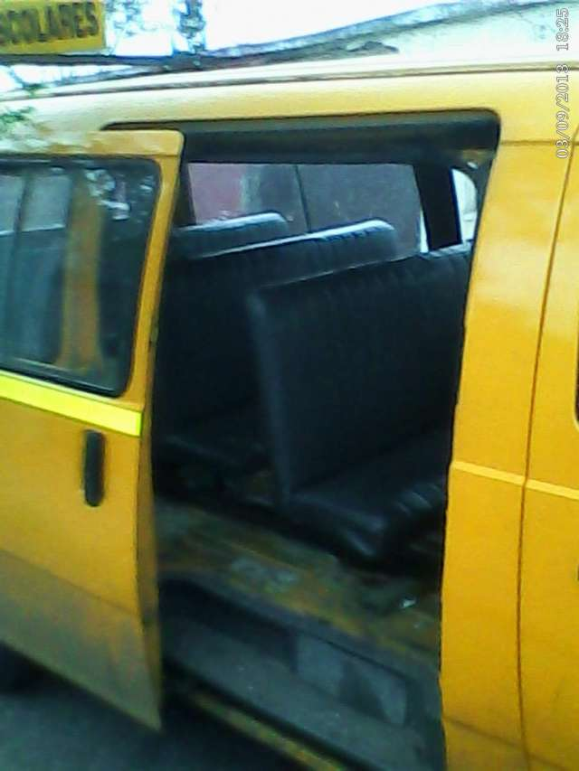 Fotos de Arriendo furgon escolar, inscrito en ministerio de transportes 3