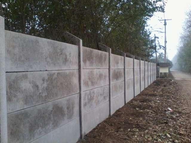 Muros perimetrales tipo bulldog