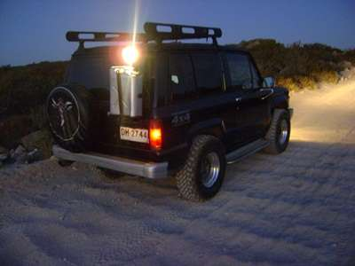 Oportunidad Vendo Chevrolet Trooper En Coquimbo Camionetas 532196
