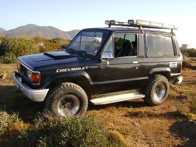 Fotos De Oportunidad Vendo Chevrolet Trooper En Coquimbo Chile