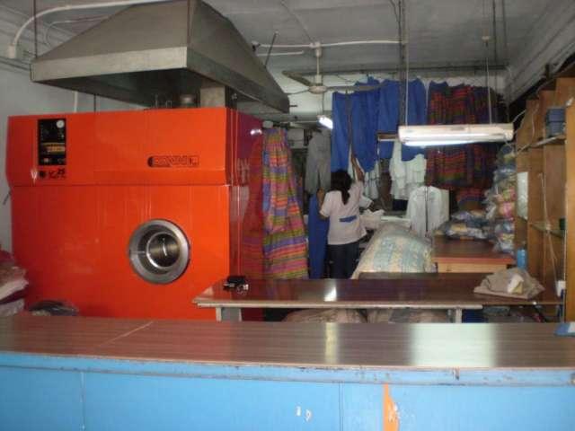 Derecho llaves lavandería semi-industrial pleno rendimiento