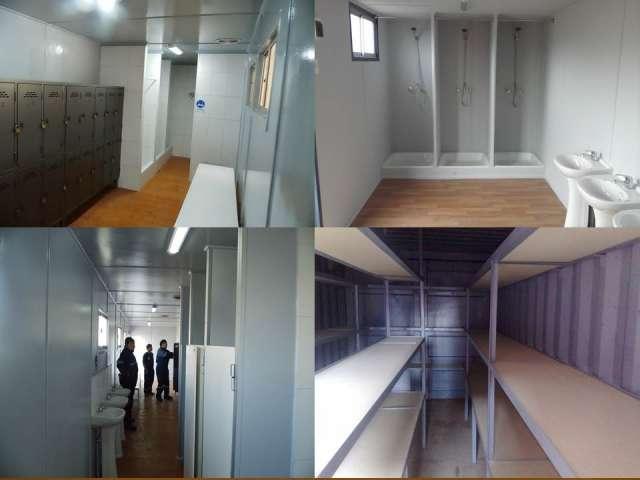 Ventas y arriendos oficinas std 20 dry en contenedores y hechizos