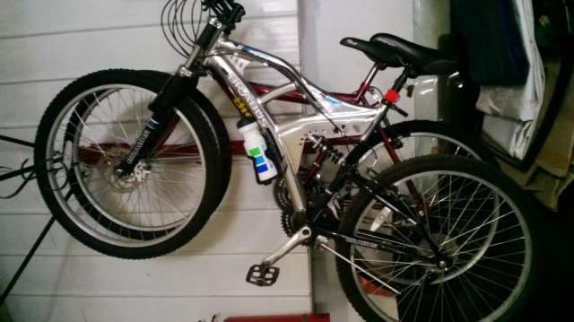 Espectacular bicicleta brabus como nueva