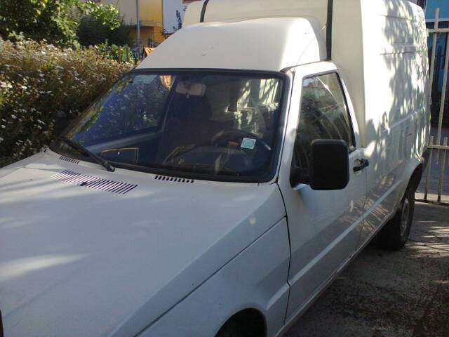 Fiat fiorino 2005 bencinera al día