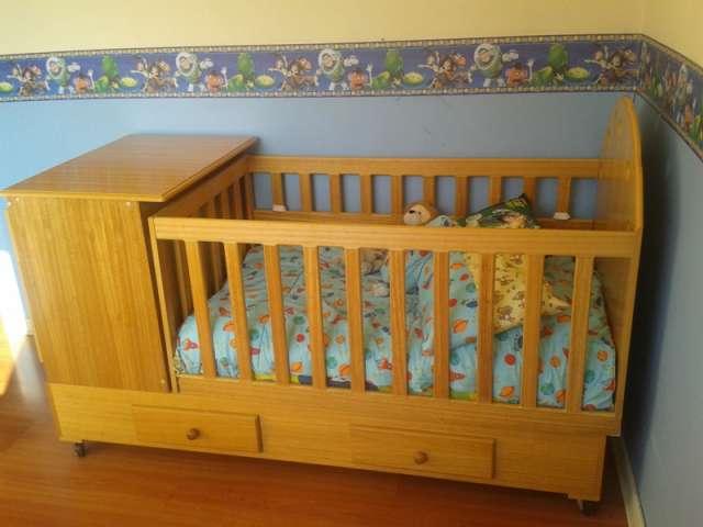 Cuna madera para niño en Maipú - Muebles | 539516