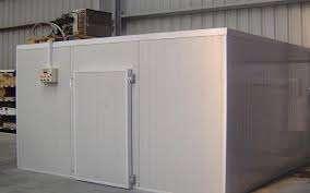 Montajes de cámaras de congelado y mantenimiento