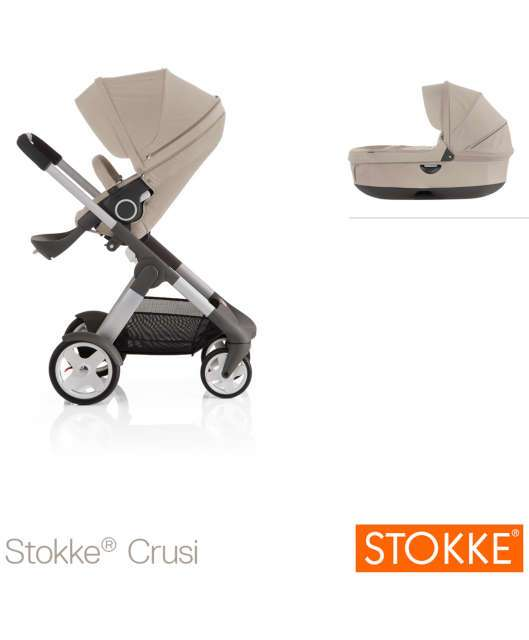 Nuevo 2013 cochecito de bebé completo stokke crusi