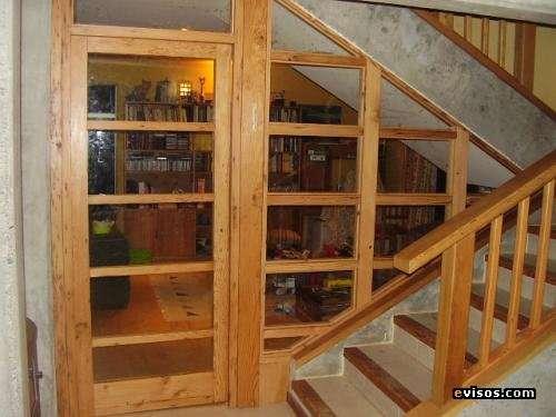 Muebles madera pino oregon y roble reciclado ,puerts y ventanas en ...