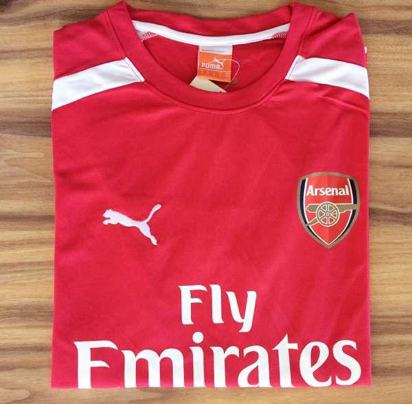 Nuevo camiseta futbol barata 2015
