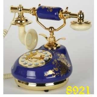 Telefonos de porcelana