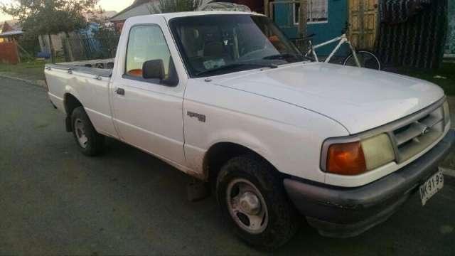 Vendo camioneta ford ranger xl año 96