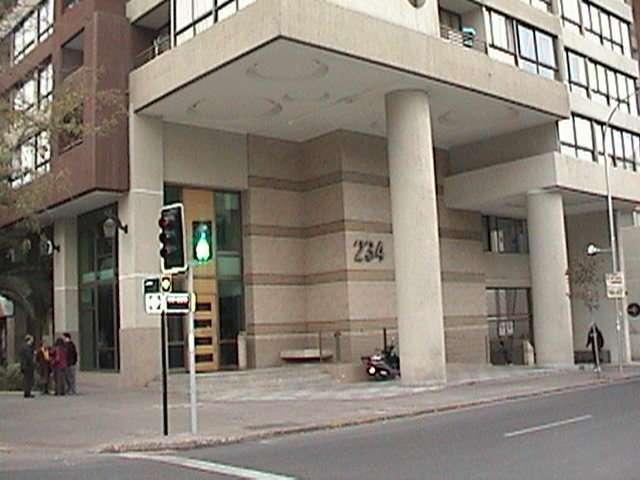 Arriendo departamentos amoblados destino habitacional en santiago centro