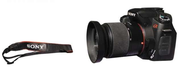 Vendo cámara sony alpha 300