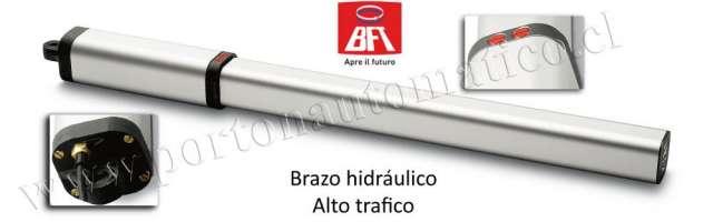 Brazo hidraulico italiano bft