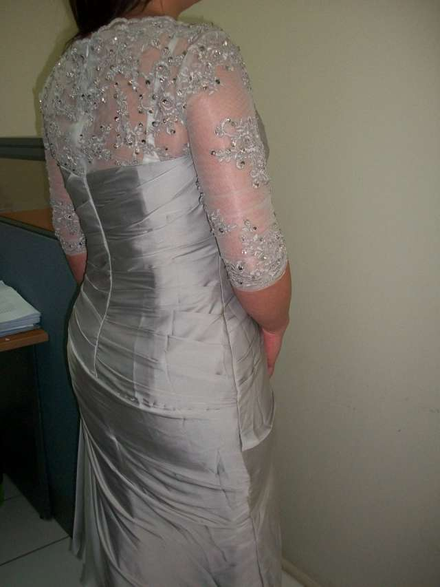 Vendo vestido de fiesta talla 44