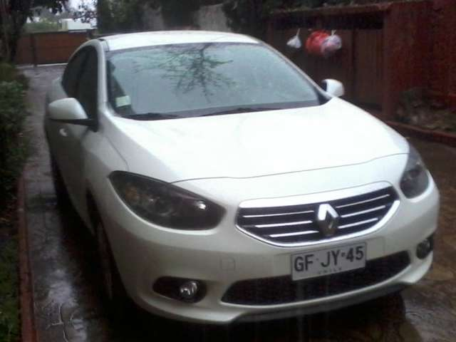 Renault fluence expression 2014. impecable.