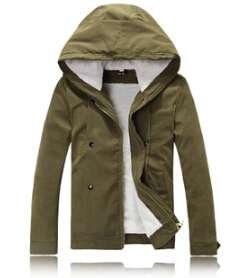 Versión coreana de la nueva chaqueta de invierno abrigo grueso abrigo