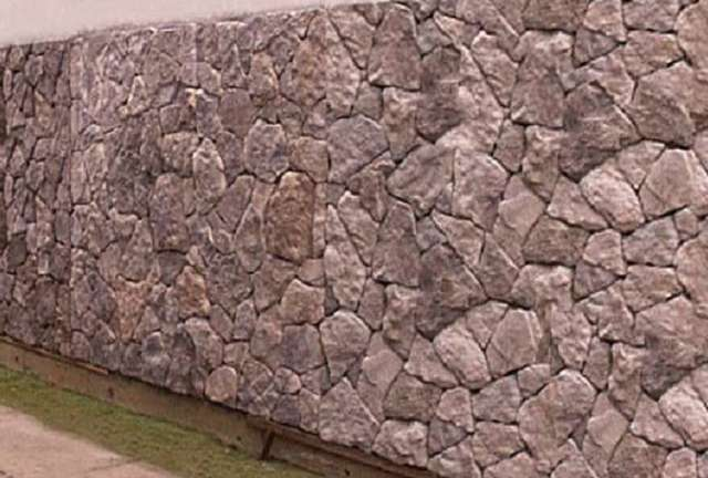 Piedra reconstituida, instalacion piedra reconstituida