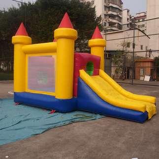 Juegos inflable castillos y toboganes se venden nuevos