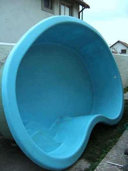 oportunidad unica vendo o permuto piscina fibra - Piscinas Fibra De Vidrio