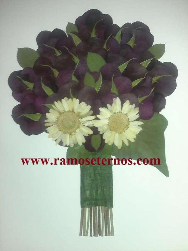 Enmarcaciones De Flores Conservacion Ramos De Novia