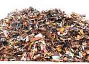 Compro fierro latas chatarra metales