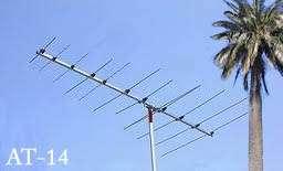Antenas de tv hd/fm para su tv de alta tecnología