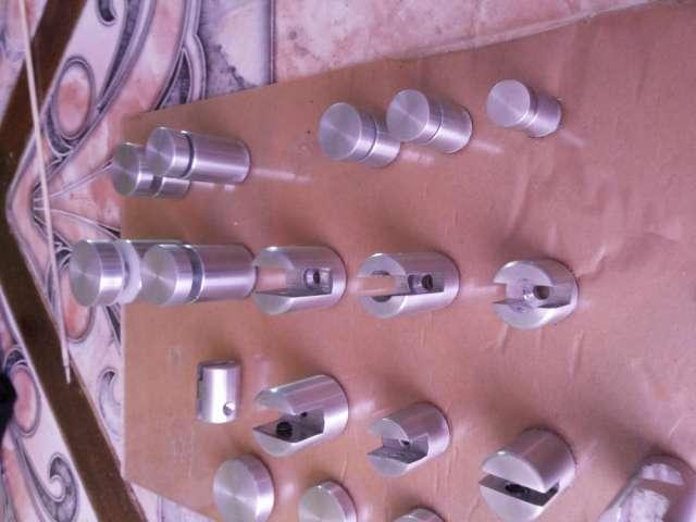 Fabrica de piezas en aluminio