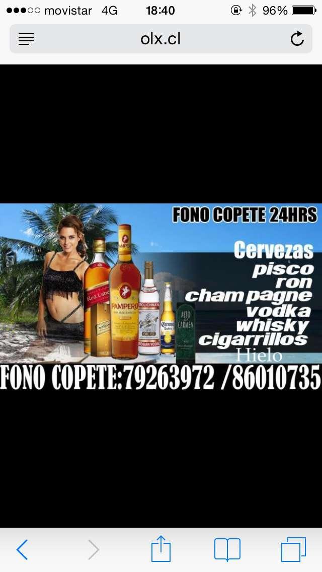 Fono copete, providencia,ñuñoa,stgo centro recoleta 79263972 86010735