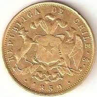 Venta de monedas de oro
