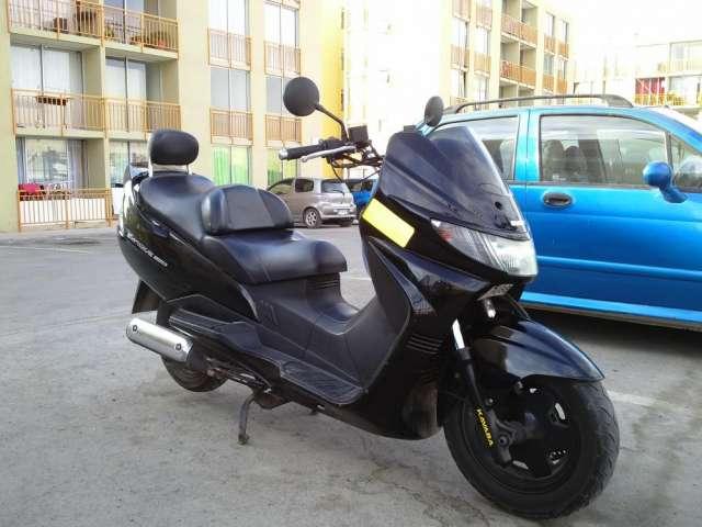 moto scooter iquique