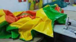 Reparacion de juegos inflables en todo santiago