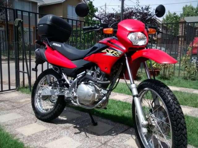 Vendo moto honda rx125 casi nueva!!!
