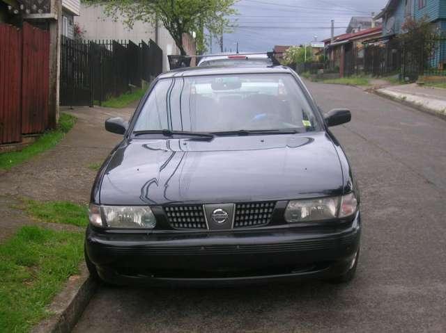 Vendo Nissan V16 Unico Dueno Ano 2066 En Osorno Autos 563422
