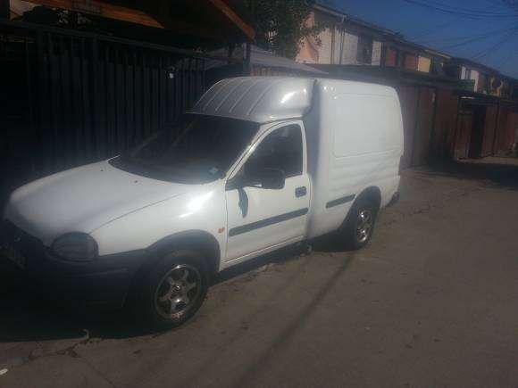 Chevrolet combo impecable