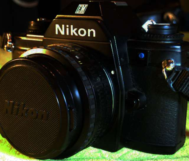 Nikon em - reflex mecánica - perfecto estado