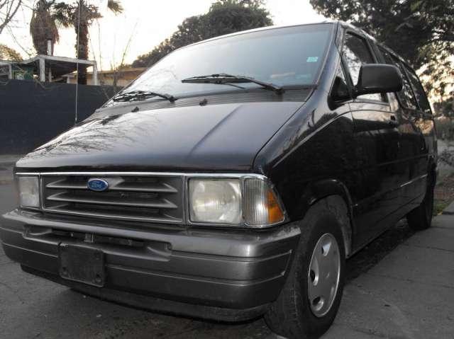 Ford aerostar xlt 96 full 3.0 aut.benc. vendo joyita