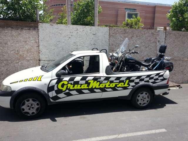 Traslado y recate de motocicletas
